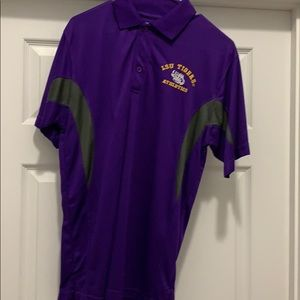 LSU Tigers Performance Polo